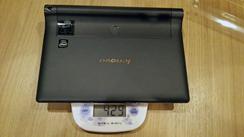 レノボ YOGA Tablet